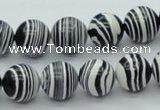 CTU276 16 inches 12mm round imitation turquoise beads wholesale