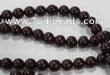 CTU2819 15.5 inches 3mm round synthetic turquoise beads