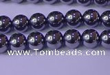 CTZ599 15.5 inches 3mm round terahertz beads wholesale
