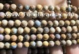CVJ02 15.5 inches 6mm round venus jasper beads wholesale