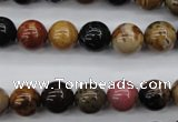 CWJ263 15.5 inches 10mm round wood jasper gemstone beads wholesale