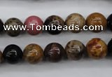 CWJ264 15.5 inches 12mm round wood jasper gemstone beads wholesale