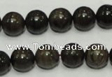 CZJ04 16 inches 10mm round zebra jasper gemstone beads Wholesale